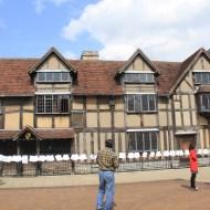 Stratford-upon-Avon - Shakespeares Geburtshaus