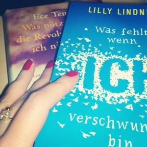 Lilly Lindner und Ece Temelkuran