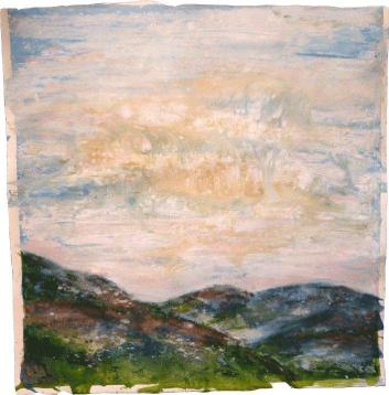 Spanish Landscapes Hills