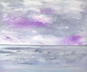 Horizon Seascape Art
