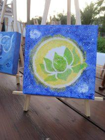 Chakra Art with Steffi Goddard