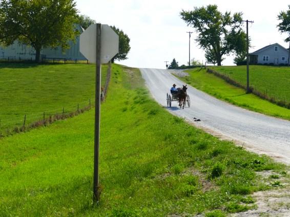 Amish unterwegs :-)