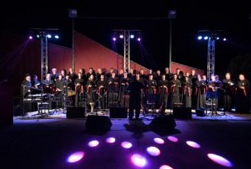 Σαγήνευσε η Χορωδία Θεόδωρος Φωκαεύς στο Φεστιβάλ της Νεμέας