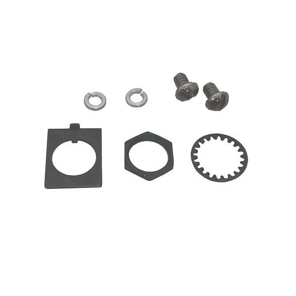 Klixon Breaker Nut pack, hardware 7277-NUTPACK
