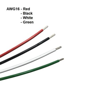 AWG16 tefzel wire. Aircraft wire. 16 gauge