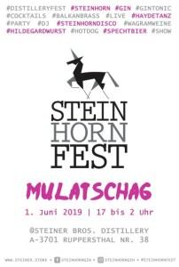 Steinhorn Fest: Mulatschag