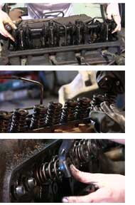 Ford Valve & Gasket Replacement
