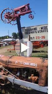 Michigan Tractor Show Video