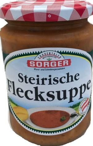 Steirische Flecksuppe