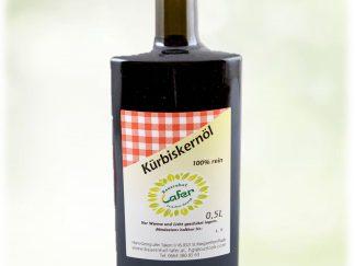 Lafer Steirisches Kürbiskernöl 0,5 L