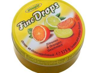 Bonbons mit Zitronen- und Orangengeschmack 175g