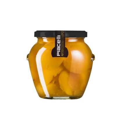Aprikose - Kompott - Die volle Frucht im Glas