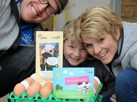 Frische Eier vom Steirerhof. Foto: Steirerhof Mieming