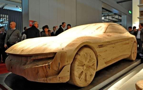 Pininifarina Cambriano Model Auto Minunea