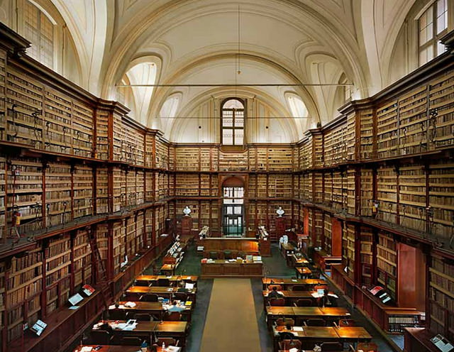 Angelica Library, Roma