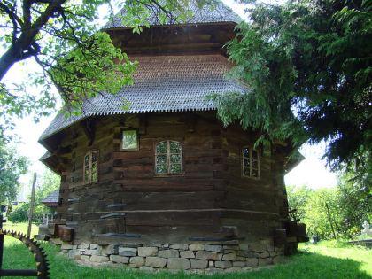 Biserica de lemn din Budesti