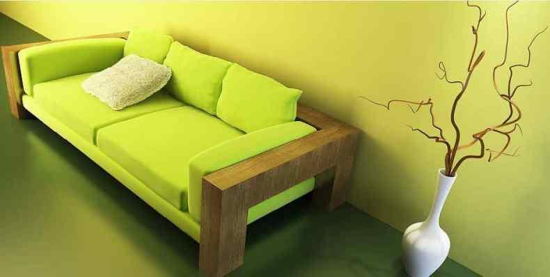 decor cu lemn - mobila contemporana