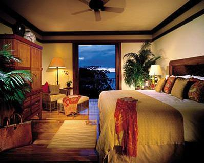 dormitor - decor cu lemn