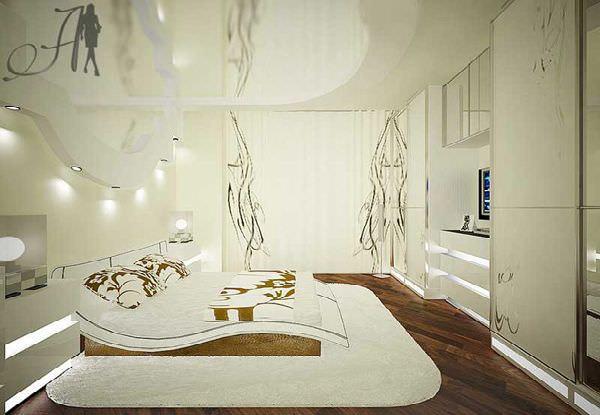mobila de dormitor de lux