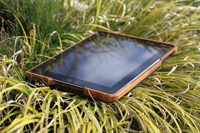accesorii din lemn iPhone