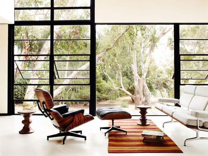 amenajare interioara cu Lounge Chair