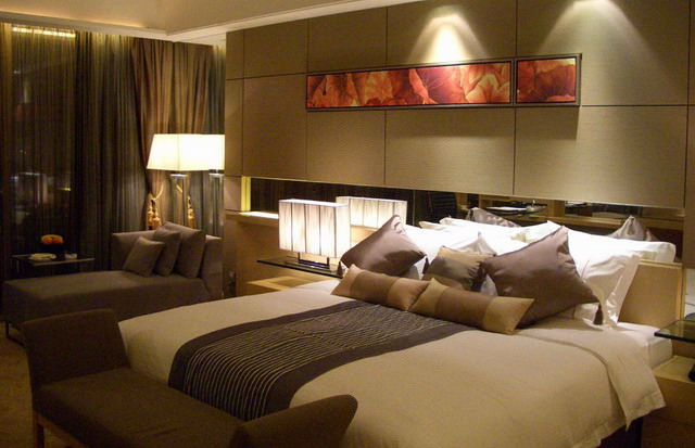 King Size Bed - Mobila de hotel