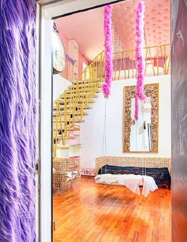 locuința colorata