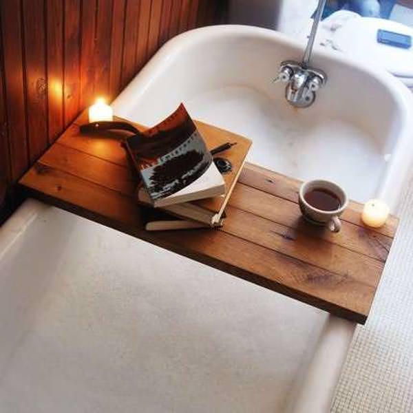 suport pentru cada de baie