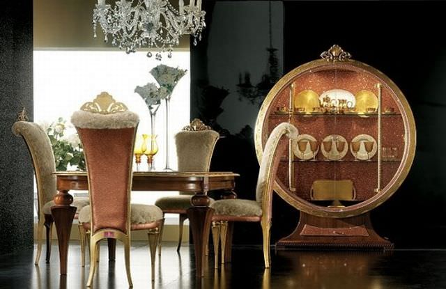 mobila de lux Tiffany