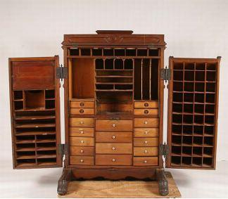 birou modular antic