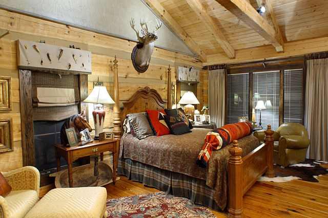 interior cu lemn
