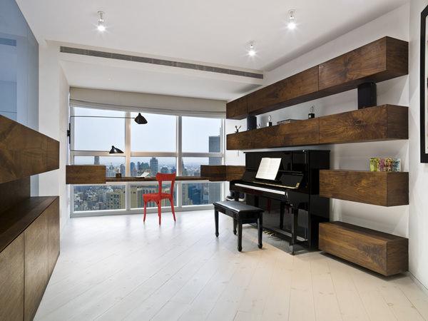 pian de camera - apartament spatios