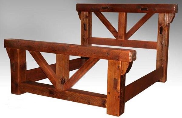 modele de paturi de dormitor din lemn masiv