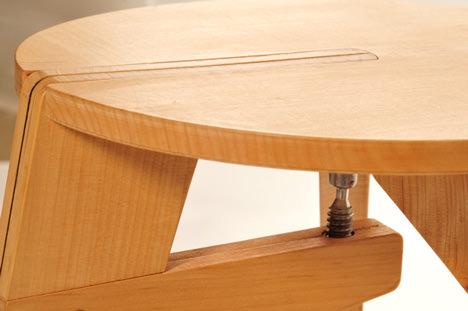 detaliu pentru scaun