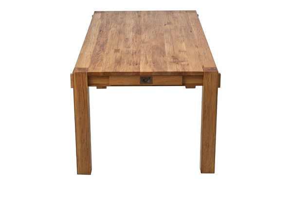 lemn masiv de stejar - - masa fixă Porto