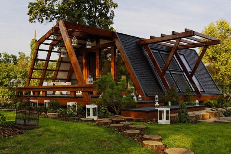 casa inovativa - Locuinta ecologica