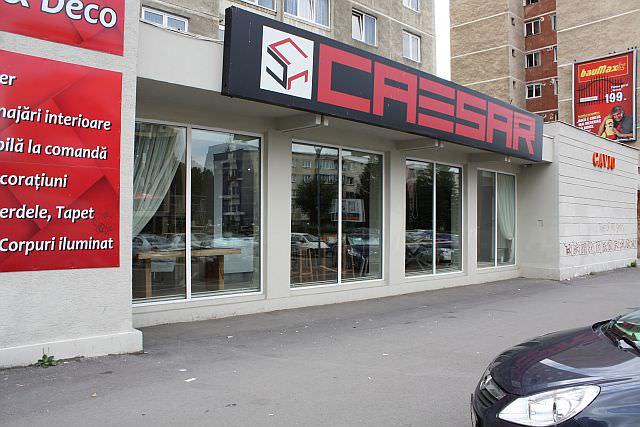 magazinul Caesar - Brasov