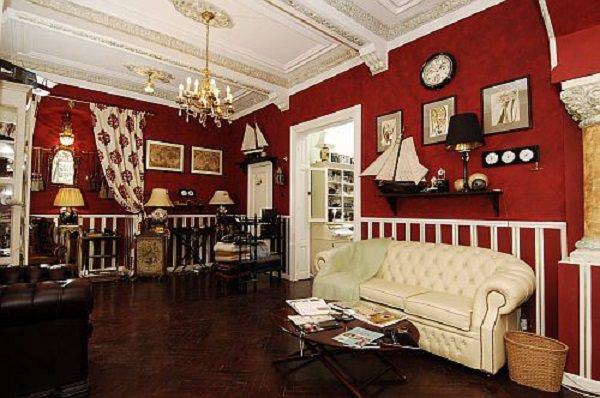 stilul britanic in casa ta Dragă Anglia...