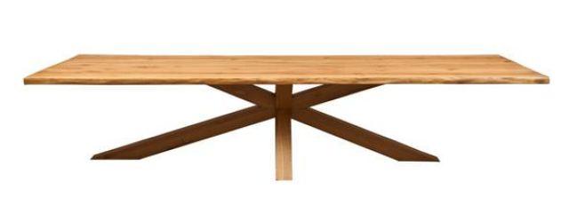 masa cu blat din lemn si metal pentru picioare imbracat cu lemn
