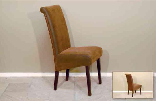 scaune tapitate