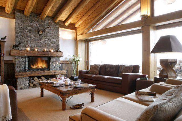 cabana cabana și schi