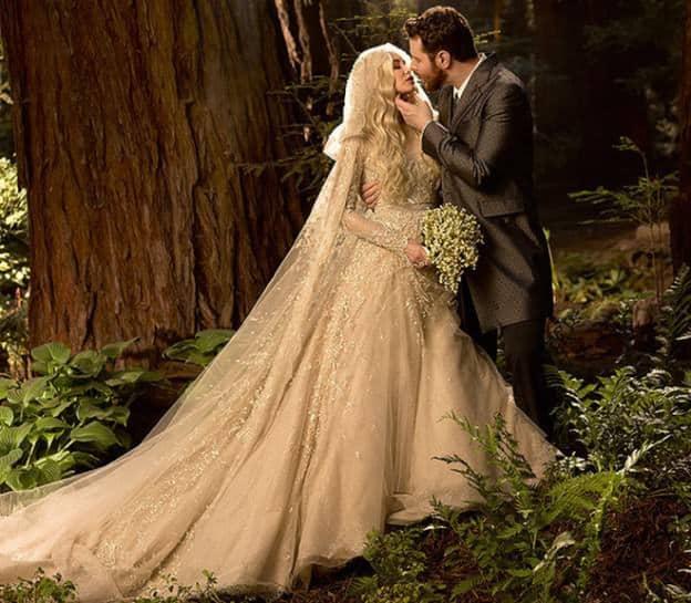 nunta Sean Parker