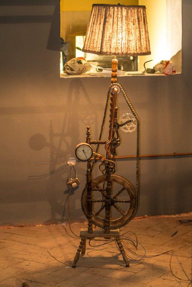 elemente decorative steampunk