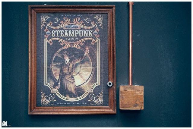 steampunk in Cluj Napoca