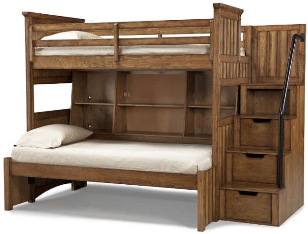 paturi copii supraetajate