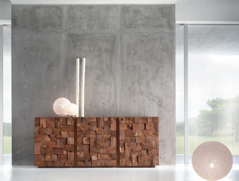 stilul industrial rustic de design interior - Domus Arte