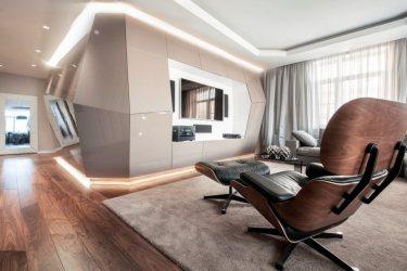 design interior modern - Moscova