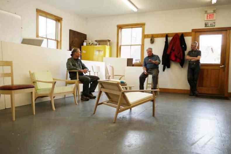 dezbatere la scoala de lemn - Tim Rousseau