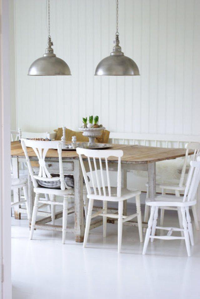 Design suedez autentic - alb vintage (10)