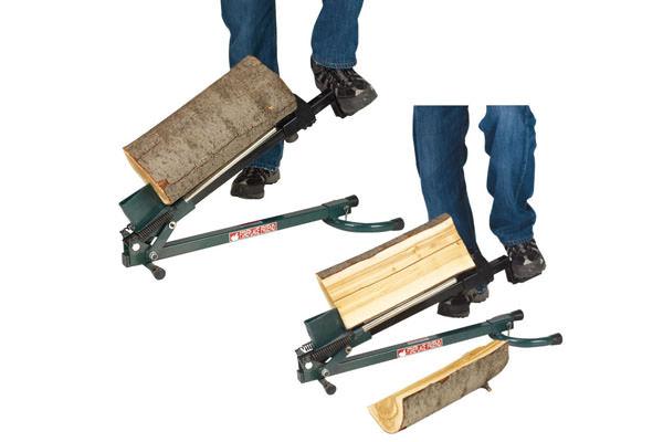 utilaje pentru crapat lemn de foc